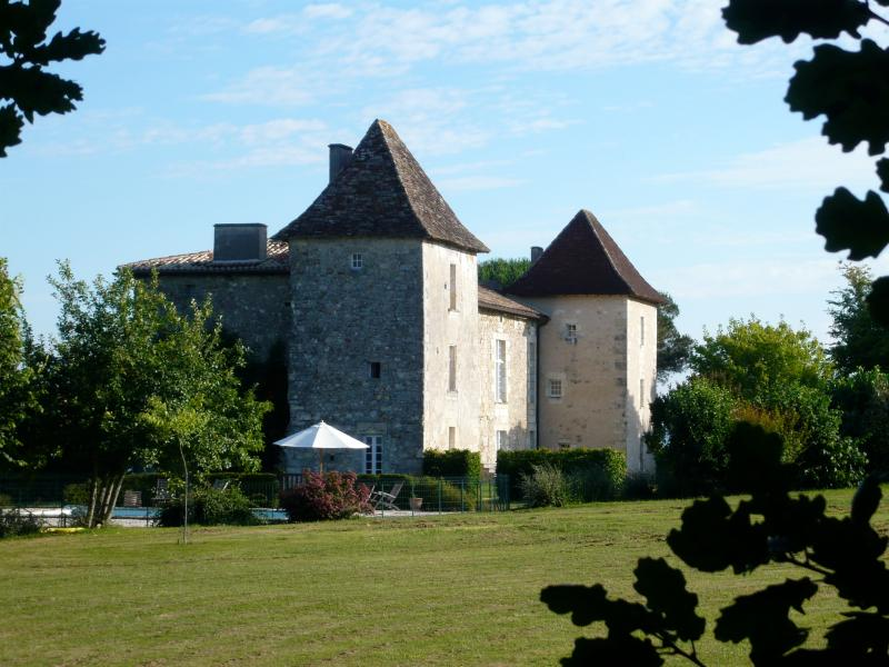 Manoir de Puymangou, holiday rental in Chenaud
