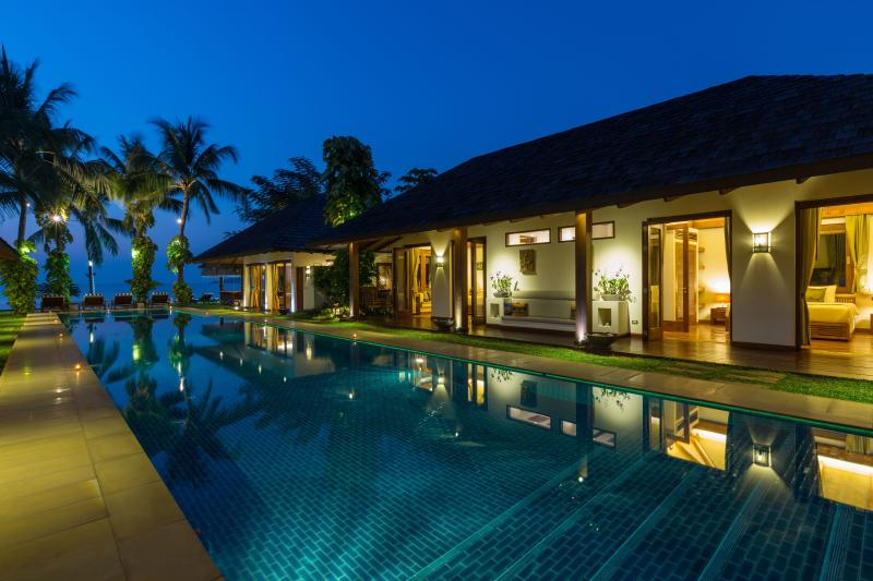 Baan Mika, Koh Samui Luxury Villa, Thailand, holiday rental in Chaweng