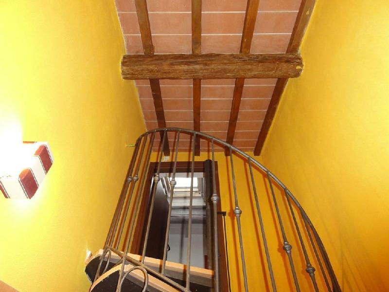 la scala per la seconda camera