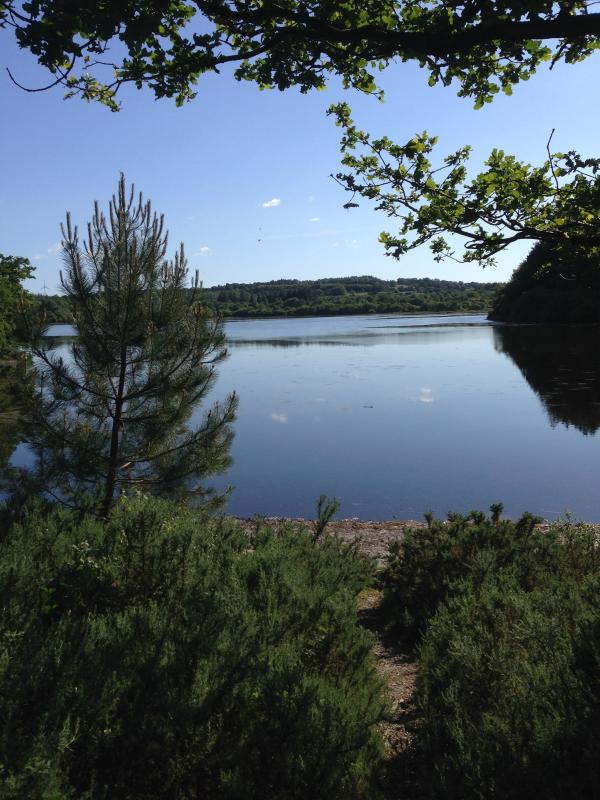 Lac privé à 300 m