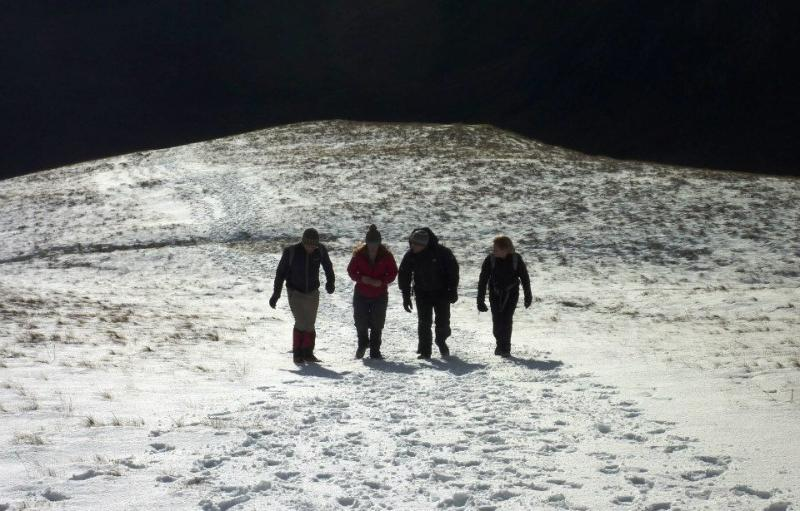 This could be you. Great winter walks. Almost There. Wonderful all year round.