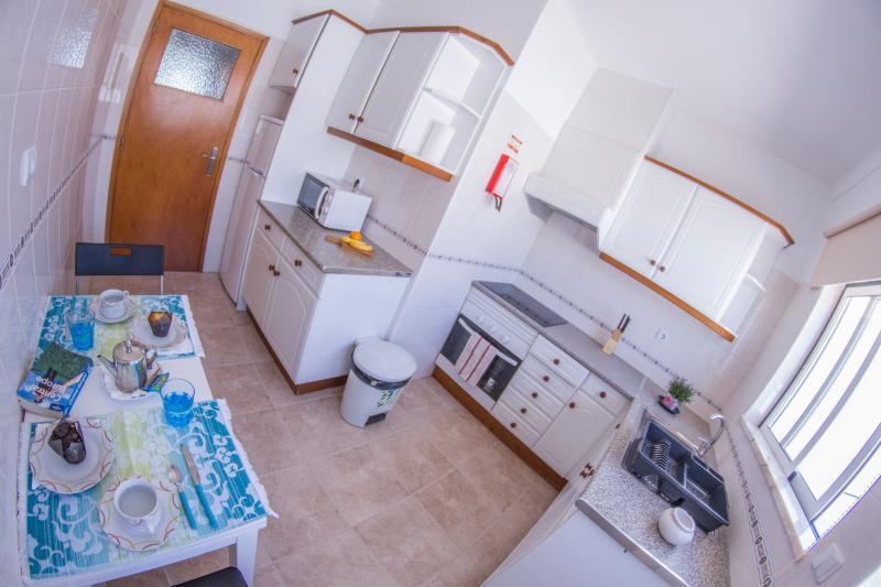 Cocina (Apartamento Izquierdo)