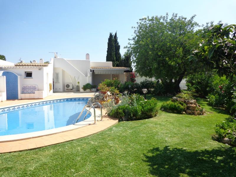 De villa met privé zwembad en tuin