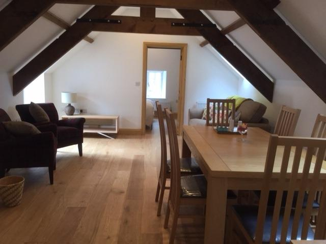 The Apple Loft, holiday rental in Porlock