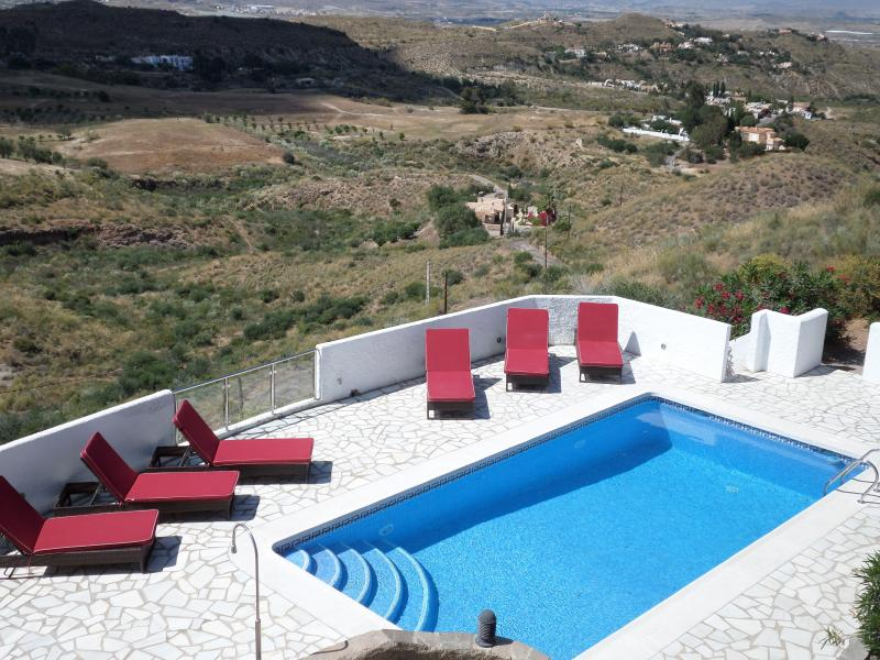 Casa verde, holiday rental in Mojacar