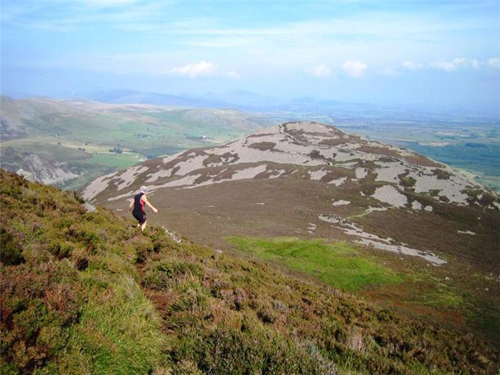 Yr Eifl (los rivales) - un bonito paseo sólo 3,5 millas de su casa de campo