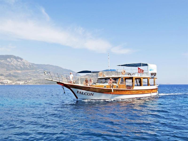 uma viagem de barco é um must - podemos organizar isso para você