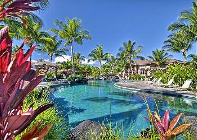 Waikoloa Colony Villas Piscina