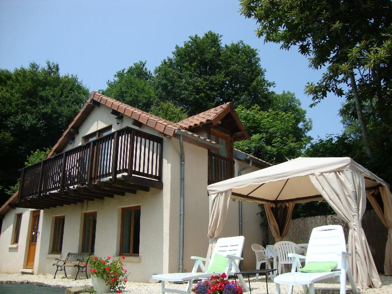 Las Chaumas, vacation rental in Segur-le-Chateau