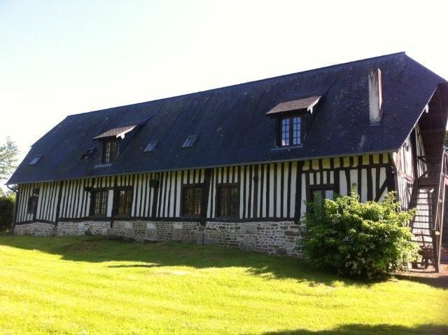 La Calonne - Le domaine des Tostes, holiday rental in Le Breuil-en-Auge