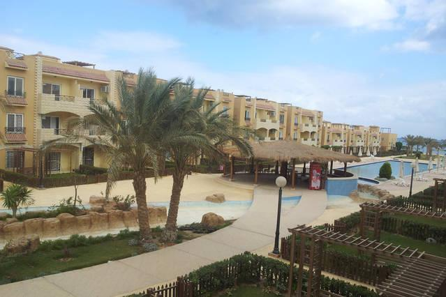 Ain Sukhna chalet 3 rooms great View for Red Sea, holiday rental in Zafarana