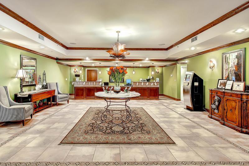 Grand Panama Beach Resort Lobby
