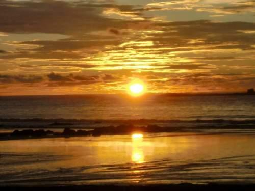 Sunset Tamarindo Beach