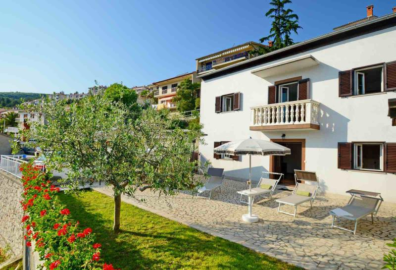 House Persic, vacation rental in Rabac