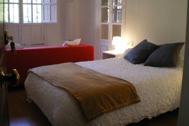 Chambre à coucher/étude