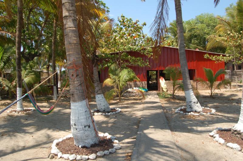 La Casona Playas Negras, holiday rental in La Union Department