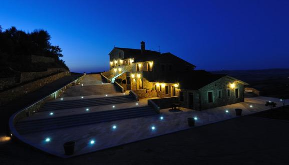 Agriturismo Val d'Orcia, holiday rental in Gallina