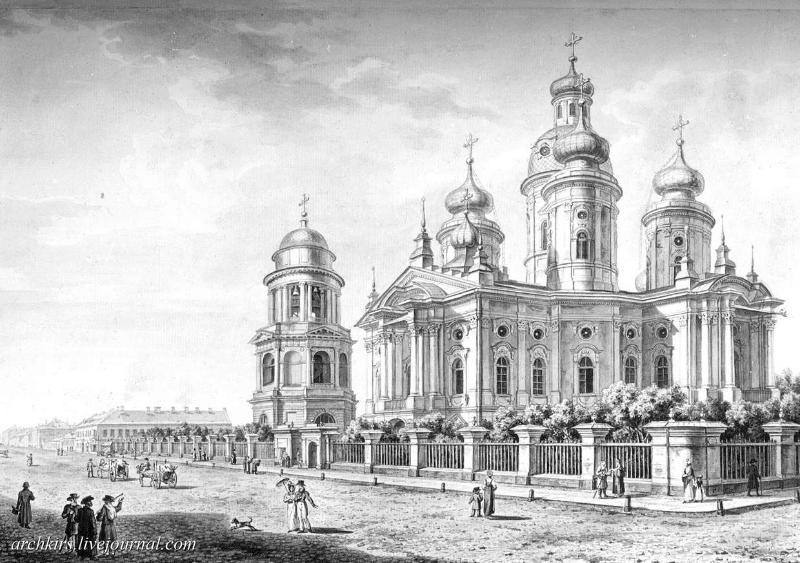 L'église voisine de Vladimir