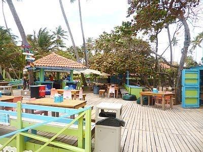 Bohio de playa bar 200 yrds de la villa