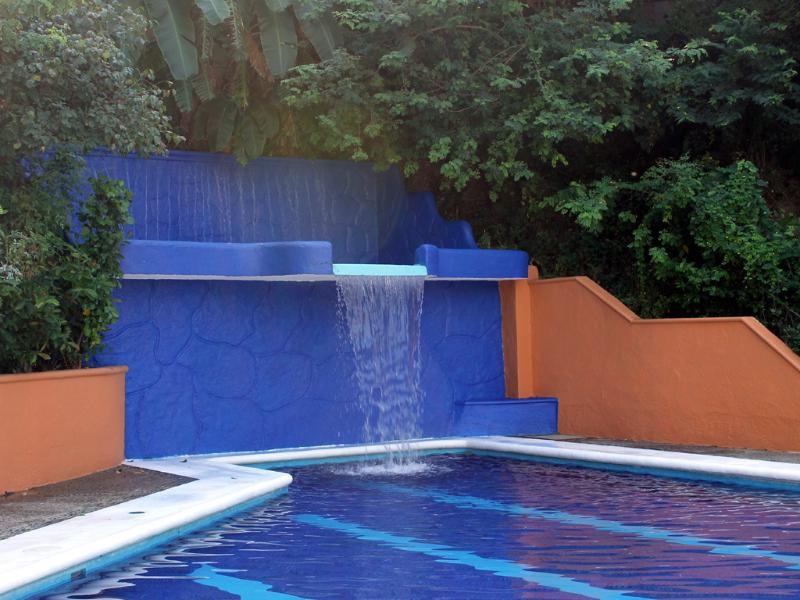 Cachoeira da piscina
