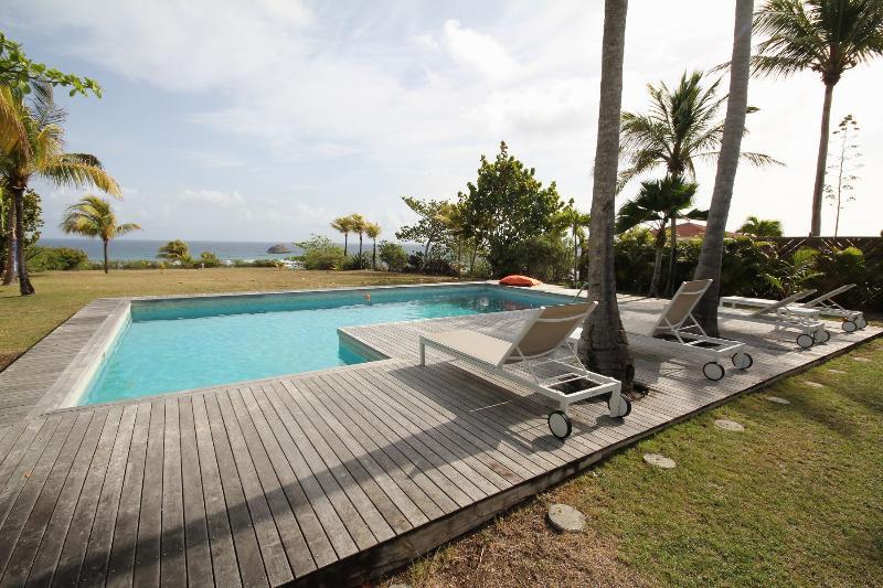 Villa CARAIBES - Vue Mer Panoramique, vacation rental in Saint Francois