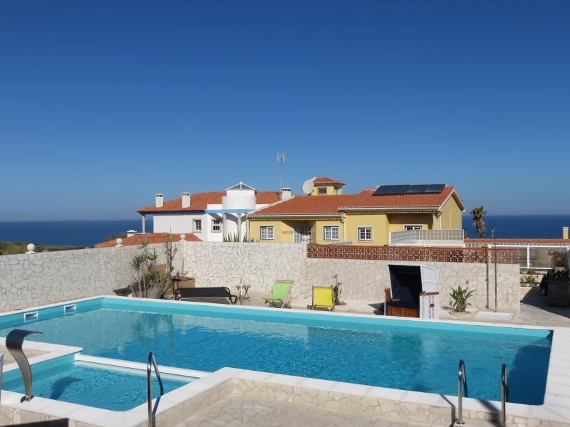 Het fantastische zwembad van de Casa da Mina