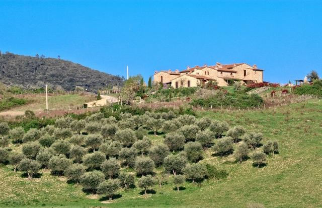 Podere Torricchi - set in rolling Tuscan countryside