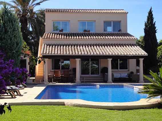 Villa la Golondrina, VILLA FROM OWNER, Denia Costa Blanca, vacation rental in Denia