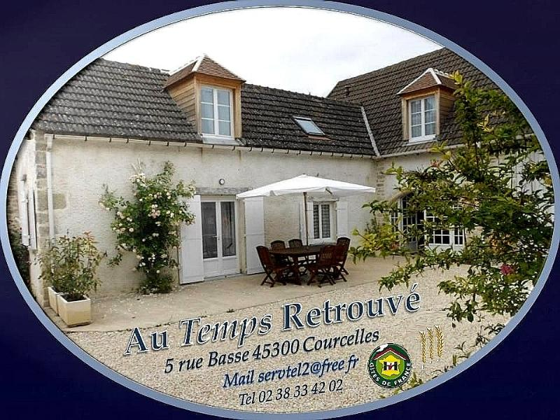Au Temps Retrouvé, vacation rental in Luc la Primaube