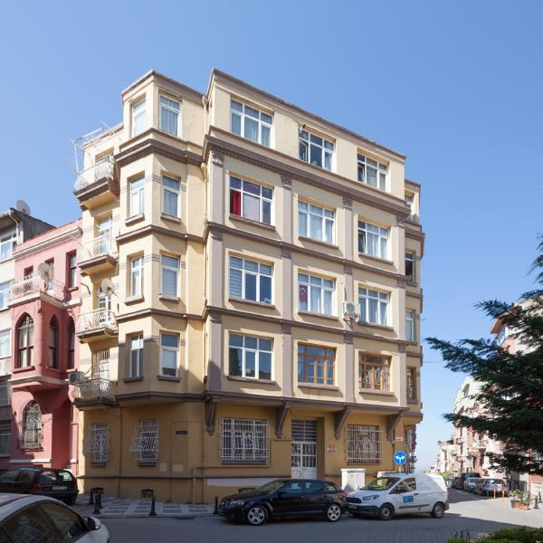 'Ali Bey' flat, first floor, historical building, exterior