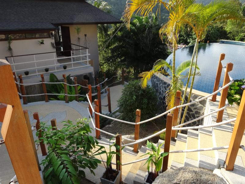 Koh Phangan Pavilions - Bougainvillea, holiday rental in Ko Pha Ngan