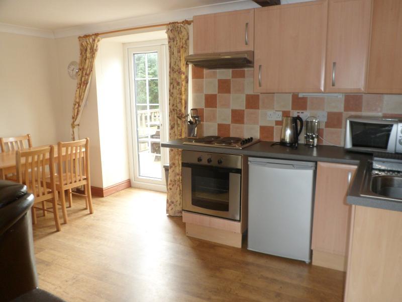 4 Glantraeth Farm Holiday Cottage, location de vacances à Malltraeth