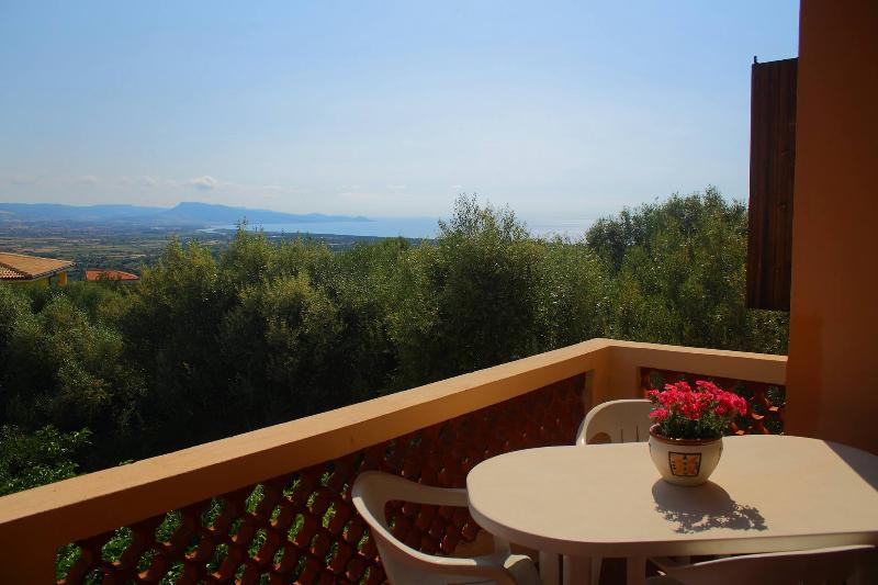 sea-side viewapartment, vacation rental in Badesi