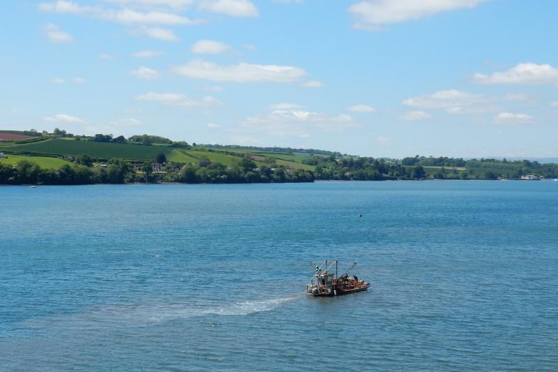 The beautiful Teign Estuary