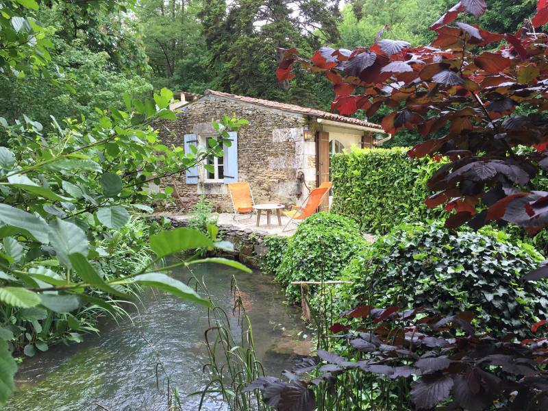 Moulin à eau, holiday rental in Saint Hilaire de Villefranche