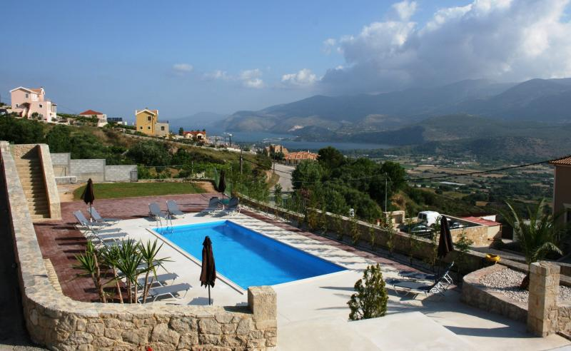 Lagoon View Apartments - Adults Only, holiday rental in Kaligata