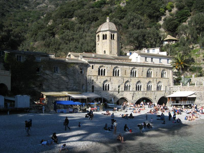 San Fruttuoso ancient Abbey