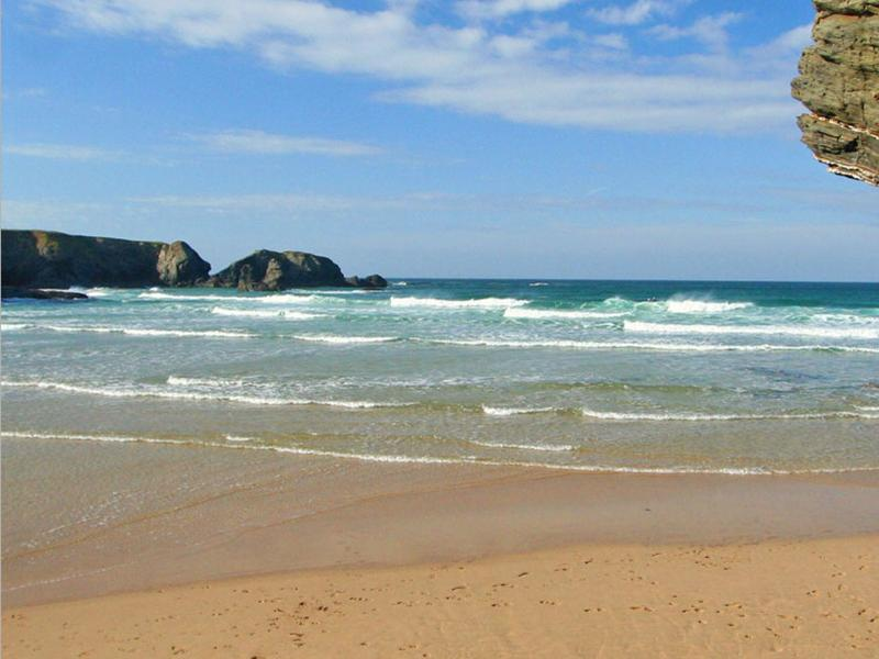 Just a short drive from Porthcothan Beach
