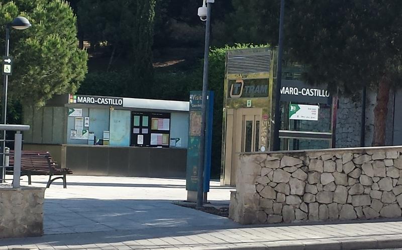sabway-tram stop 200m