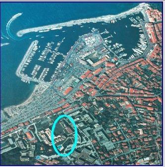 Lage von Residenz und seine Nähe zum Stadtzentrum