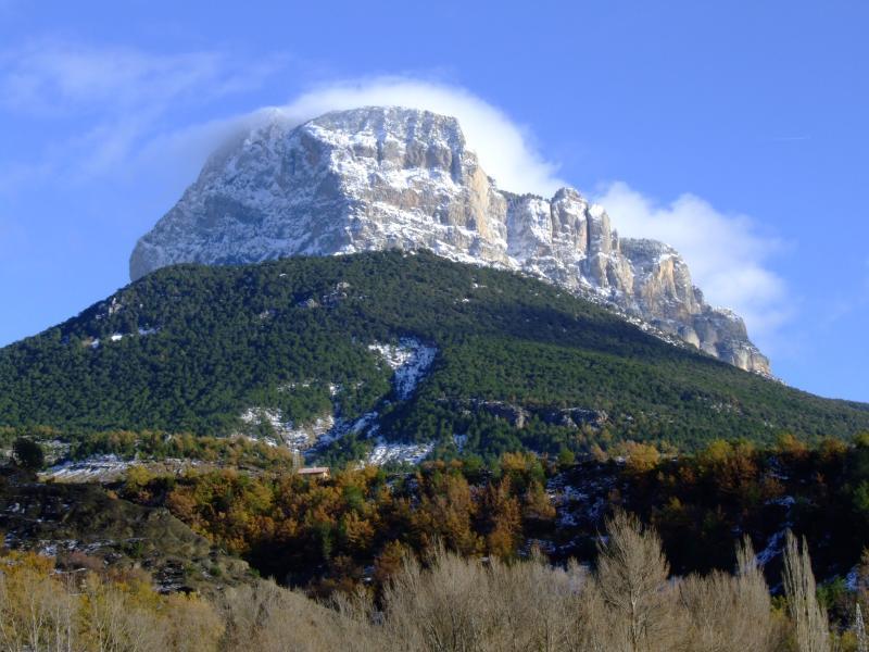 Casa Modesto. Pirineo de Huesca. Ordesa, alquiler vacacional en Belsierre