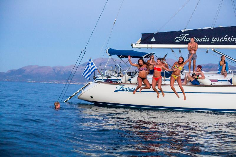 fantasia yachting Crete, alquiler vacacional en Chersonisos