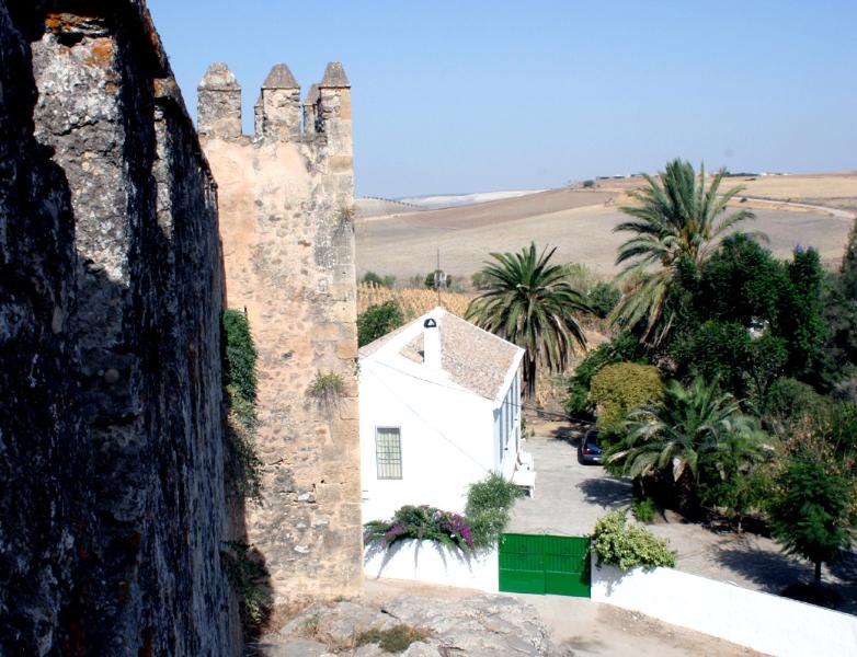 Casa Castillo de Las Aguzaderas, vacation rental in Brenes