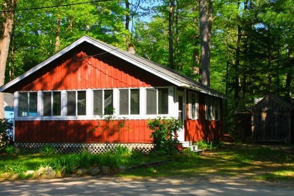 Sebago Lake Maine Camp. (ben che quello chiamare loro!)