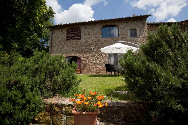 farmhouse, San Vincenzo a Torri chianti near Flor, holiday rental in San Michele a Torri