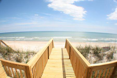 Beach Access and View