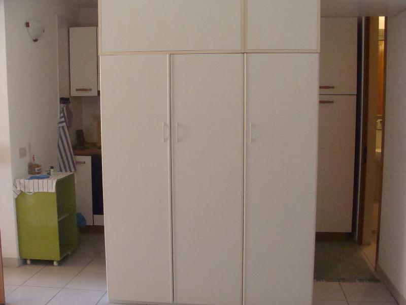Armário de divisor de sala-loft