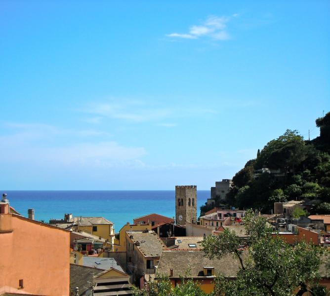 Seaview apartment in the old town, holiday rental in Monterosso al Mare