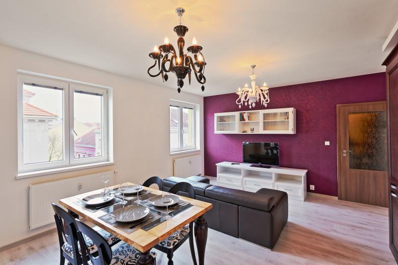 JR daily Flat Rental, holiday rental in Pilsen Region