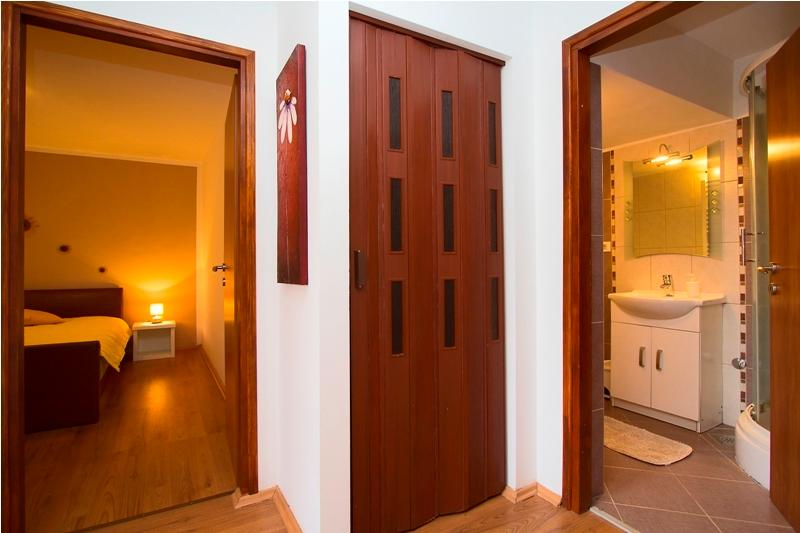 Chambre + salle de bain